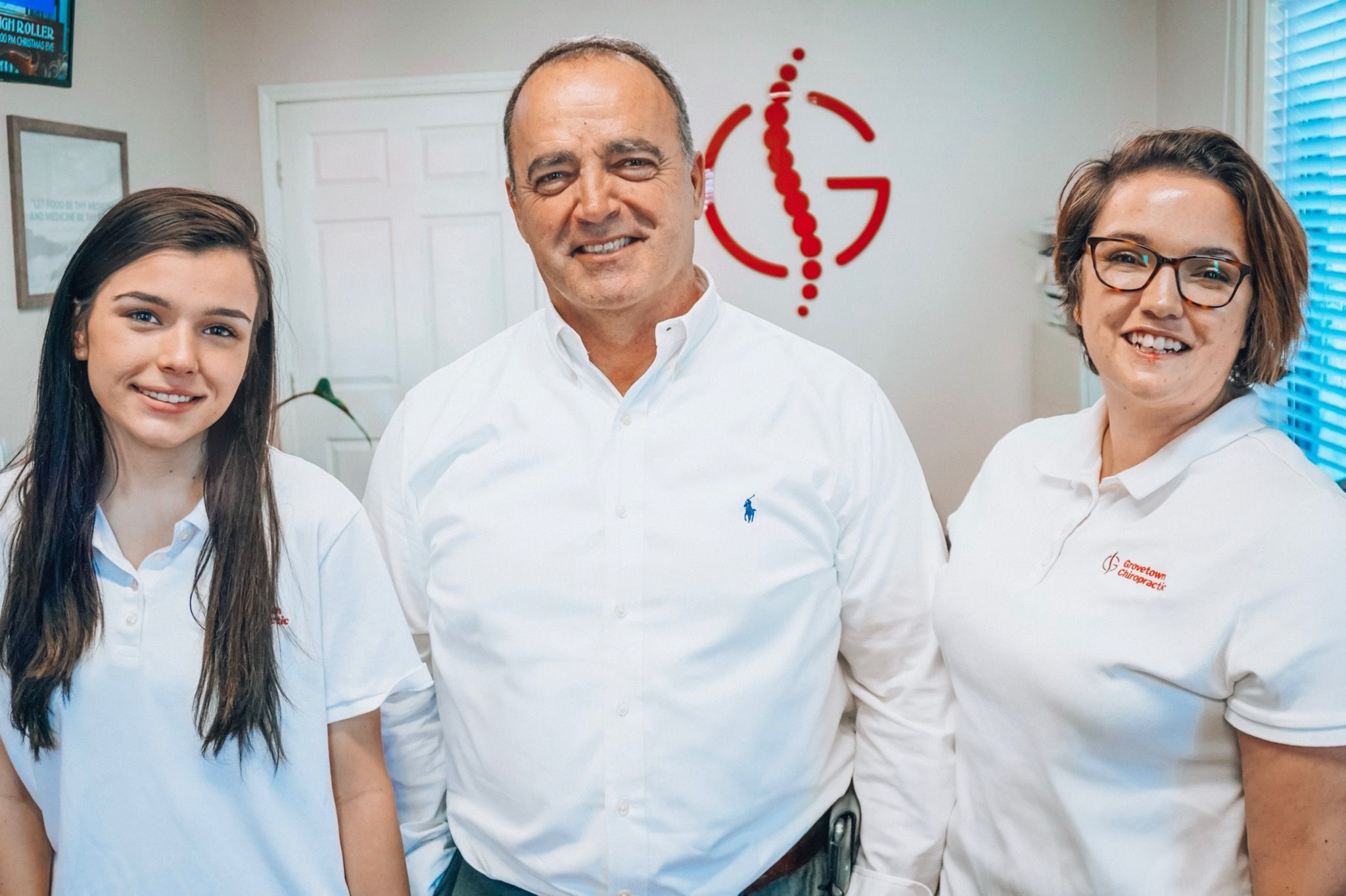 Photo of Staff at Grovetown Chiropractic - Located in Grovetown, Georgia